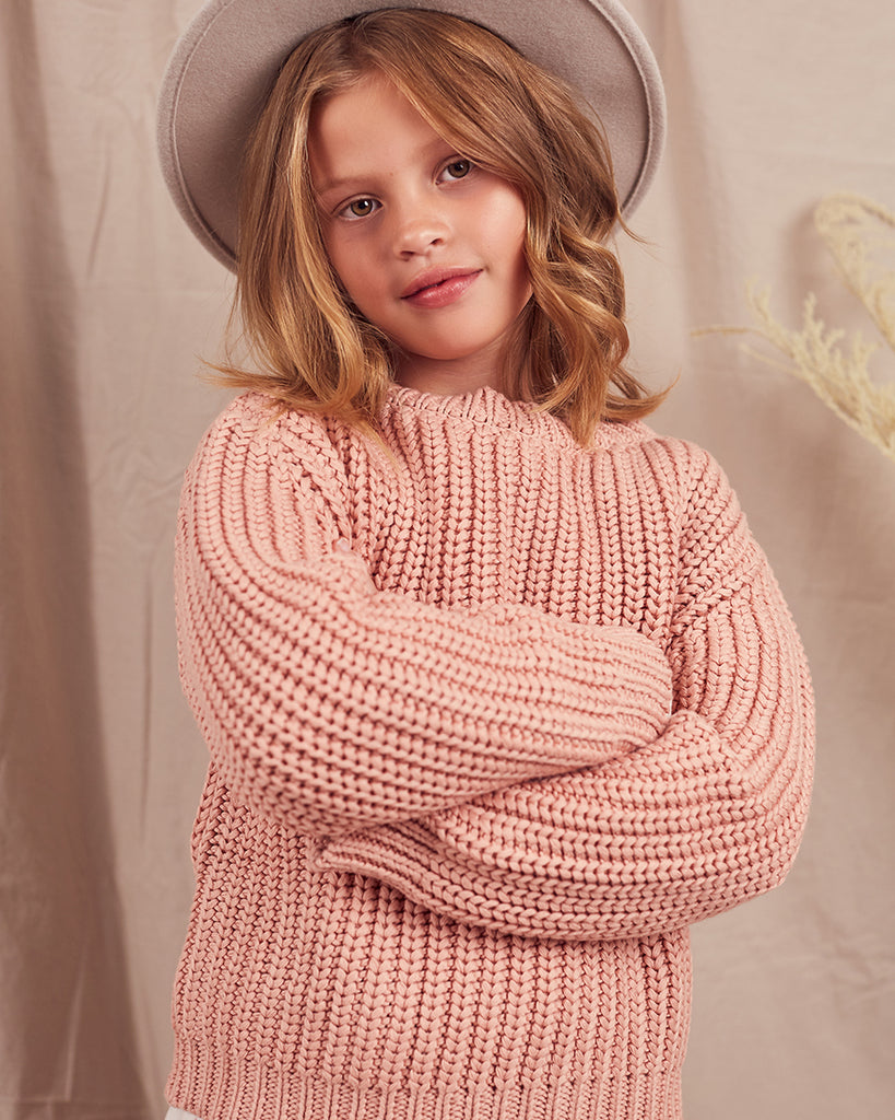 Girls Emma Jumper - Prima