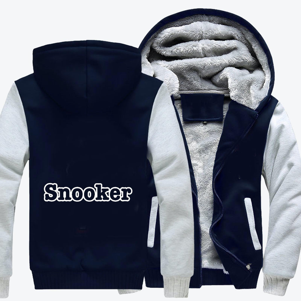 Snooker Fleece Jacket