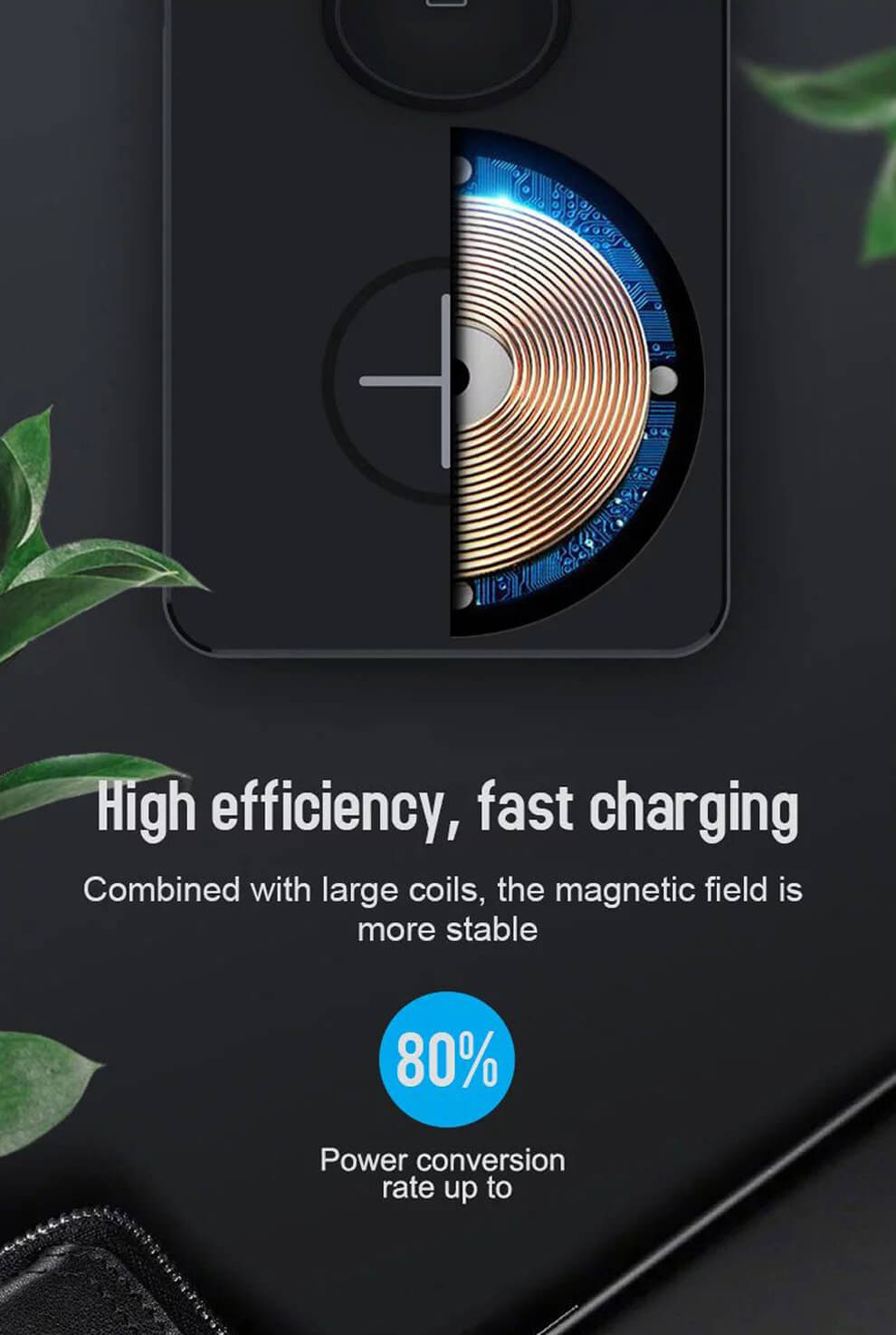 Fast Wireless Charging Pad Lamp