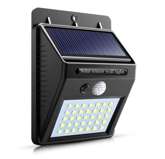 Wireless Waterproof  Solar Powered LED Solar Wall Light IP65