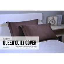Load image into Gallery viewer, JEAN PERRY COLORIE BEDLINEN - QUEEN QUILT COVER