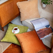 Load image into Gallery viewer, COTONSOFT CADY CUSHION - BROWN