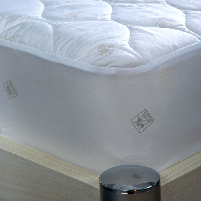 JEAN PERRY ANTI DUST MITE MATTRESS PROTECTOR - FITTED TYPE