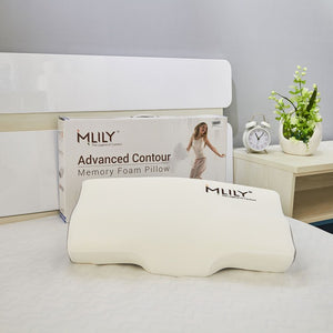 MLILY ADVANCED MEMORY FOAM PILLOW