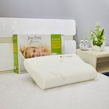Load image into Gallery viewer, JEAN PERRY ALOE VERA MEMORY FOAM PILLOW