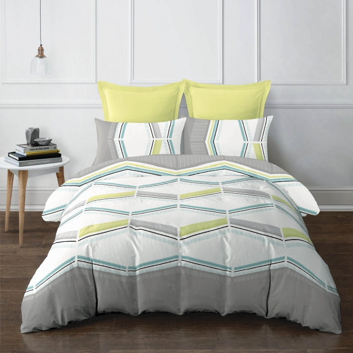 DIANA CUZCO STIVO FITTED BEDSHEET SET