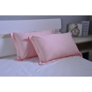 JEAN PERRY COLORIE BEDLINEN - QUEEN FITTED SET