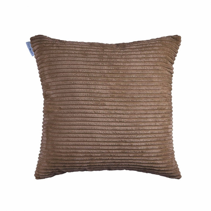 COTONSOFT CADY CUSHION - BROWN