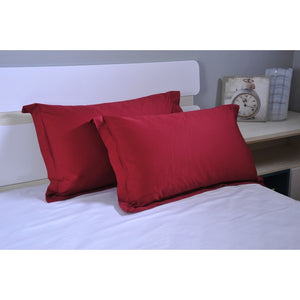 JEAN PERRY COLORIE BEDLINEN - PILLOWCASE 2PC PACK