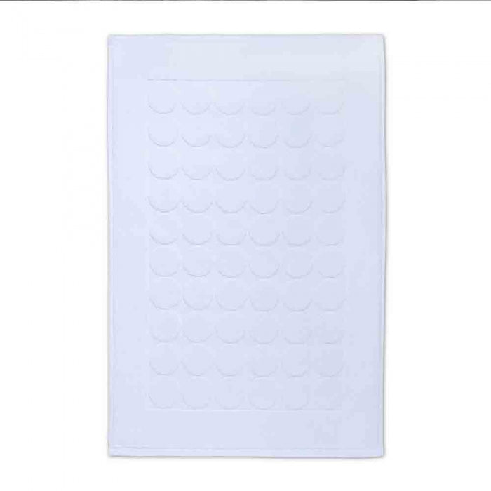 JEAN PERRY LEDIOR BATH MAT - CIRCLE DESIGN