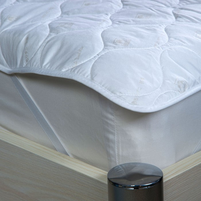 JEAN PERRY ANTI DUST MITE MATTRESS PROTECTOR - ELASTIC BAND