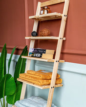 Load image into Gallery viewer, CASA STUDIO ECOWOOD FIR RACK COLLECTION - 6LAYER WALL SHELF