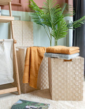 Load image into Gallery viewer, CASA STUDIO AYUMI LAUNDRY BASKET