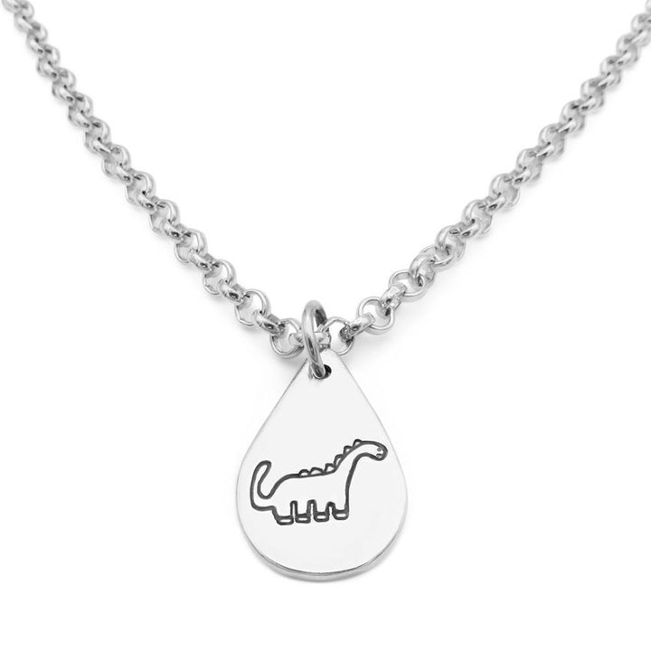 Drawing Necklace - Belcher-Smallprint Franchising Ltd