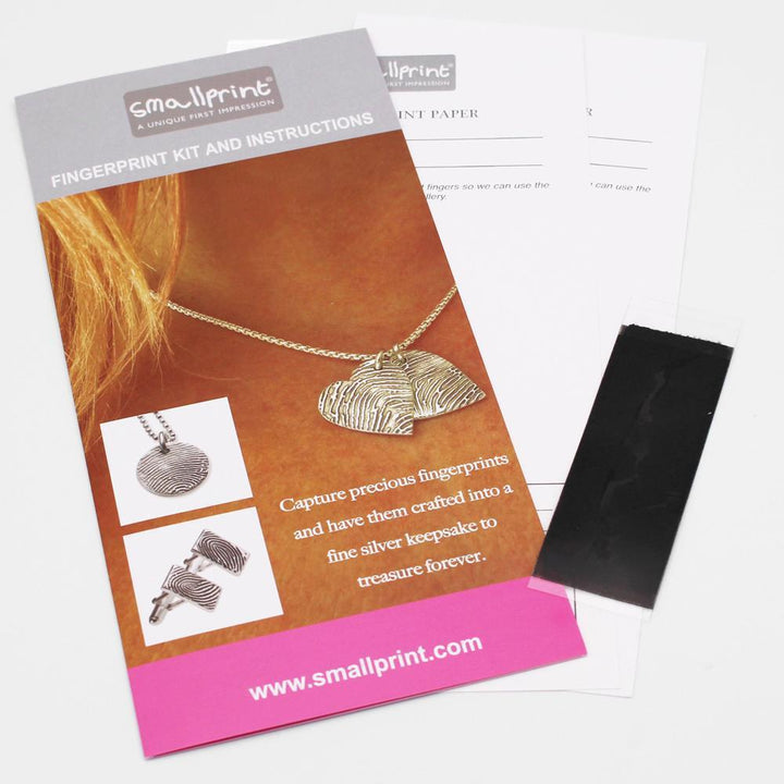 Fingerprint Ink Kit-Smallprint Franchising Ltd