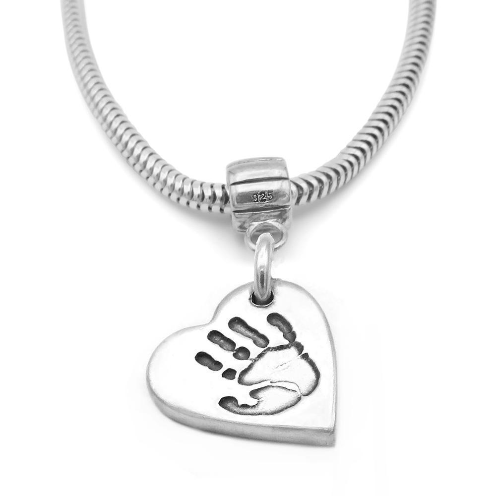 Hand & Footprint Bracelet - Snake-Smallprint Franchising Ltd