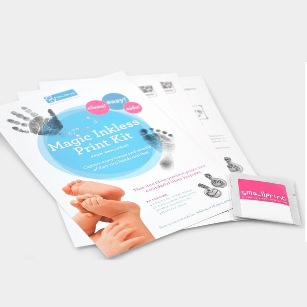 Hand & Footprint Kit-Smallprint Franchising Ltd