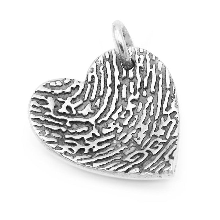 """Tender Touch"" Fingerprint Dome Pendant-Smallprint Franchising Ltd"