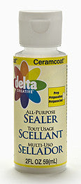 07005 DELTA CERAMCOAT ALL PURPOSE SEALER 2 OZ.-PKG OF 3