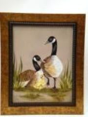 A1001 BELINDA HARRIS ART CLASS TEACHING PACKET-CANADA GEESE