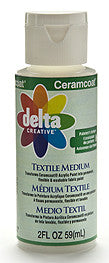 10300D DELTA CERAMCOAT TEXTILE MEDIUM 2 OZ.-PKG OF 3
