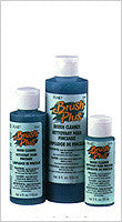 20480N PLAID BRUSH PLUS BRUSH CLEANER 2 OZ.-PKG OF 3