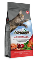 NUTRI-CHOICE ADVANTAGE Saumon & Pois