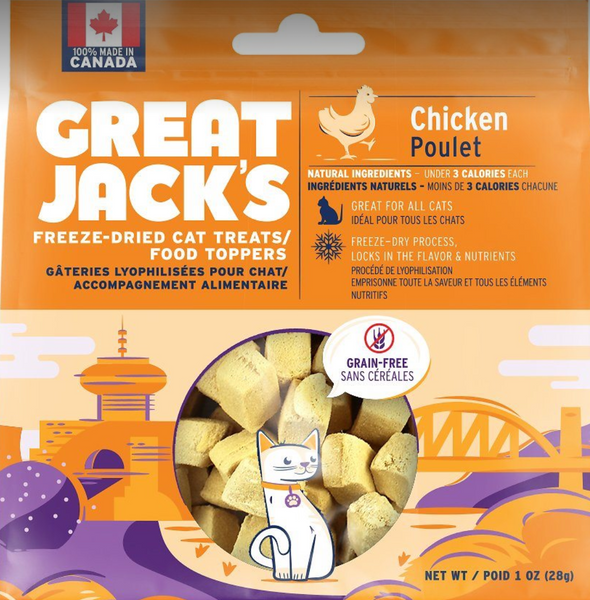 Gâterie Great Jack's