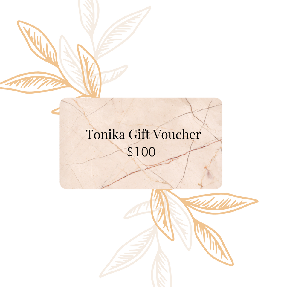 Tonika Gift Voucher