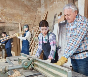 Top Tips to Become a Woodwork Apprentice