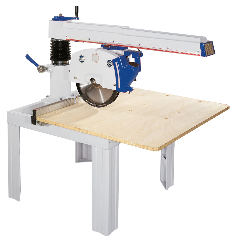OMGA Radial 1250-900-600 P3S Cross Cut Saw