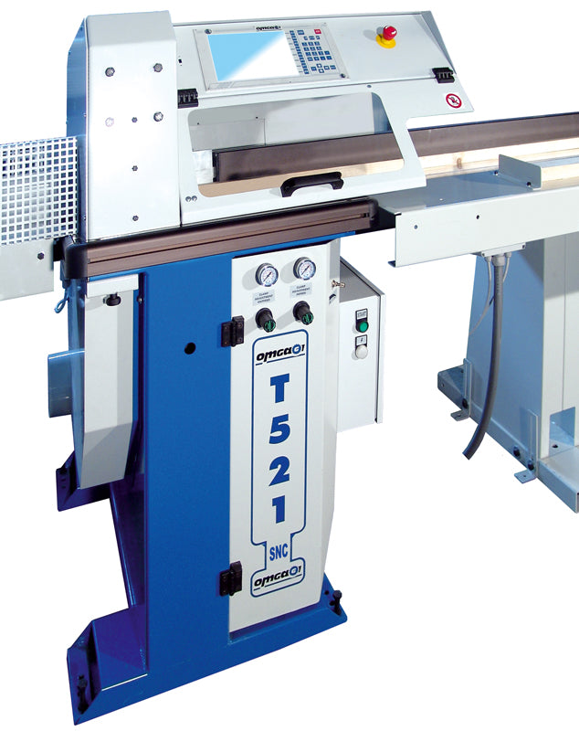 OMGA Automatic Cross Cut Saw
