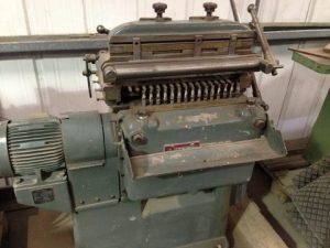 Brookman 15pin Dovetail Machine