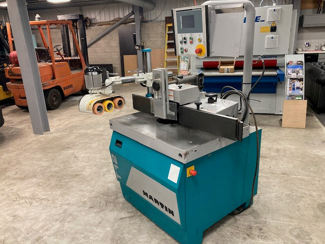 Martin T12 Spindle Moulder