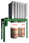 Inventair MK & MTFA Dust Units