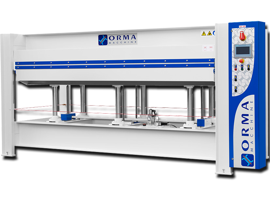 Orma NPC Heated Press Solid Drilled
