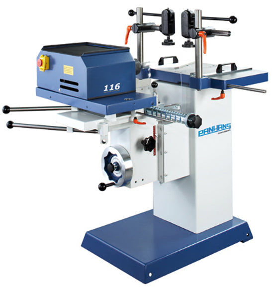 Panhans 116 Horizontal Slot Mortise & Drilling Machine