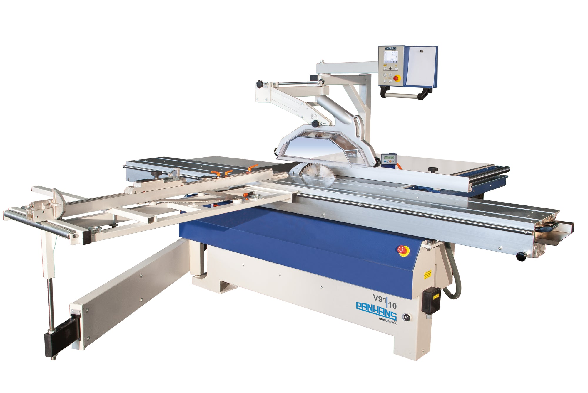 Panhans V91/10 Double Tilting Panel Saw