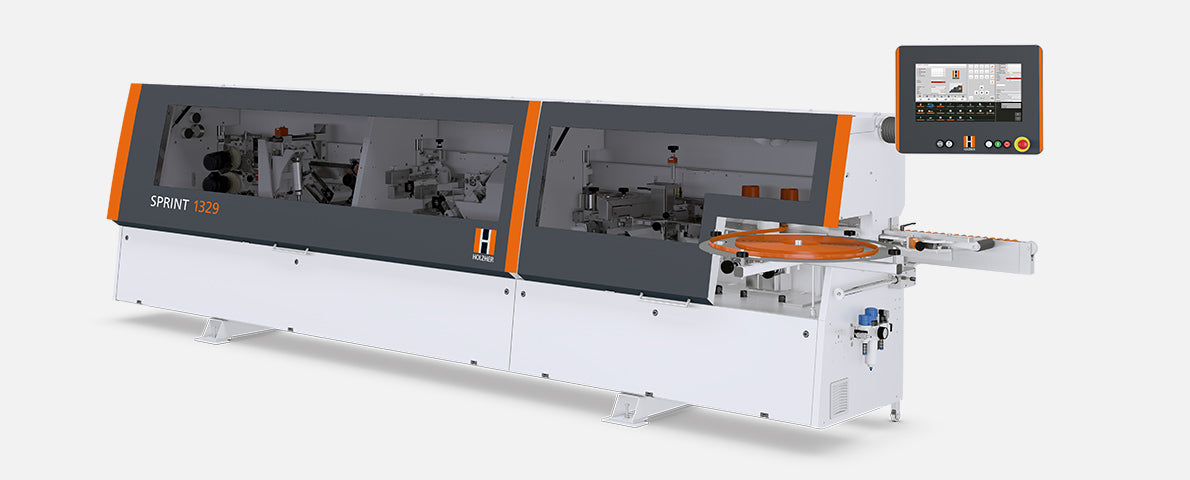 Holzher SPRINT Series Edgebander