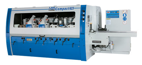 Leadermac Compact 4-7 Head Moulder