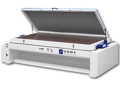 ORMA CVM Eco Vacuum Membrane Press