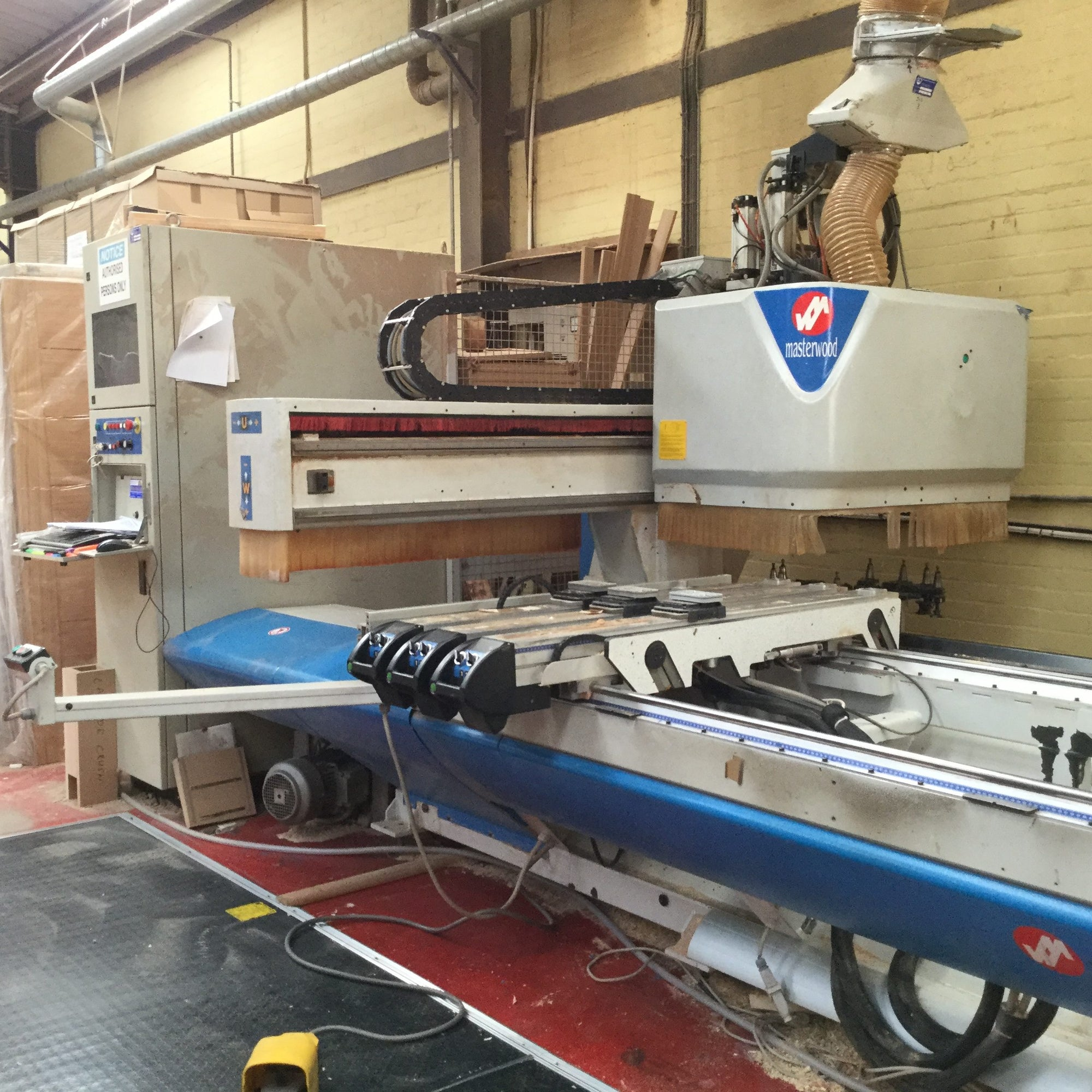 Masterwood Winner 3.2 CNC ROUTER
