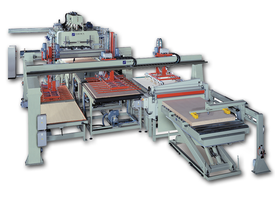 Orma LCC-ML Short Cycle Press Line