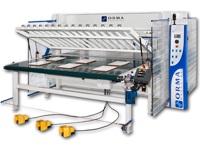 Orma NPC HOT PRESS Automation