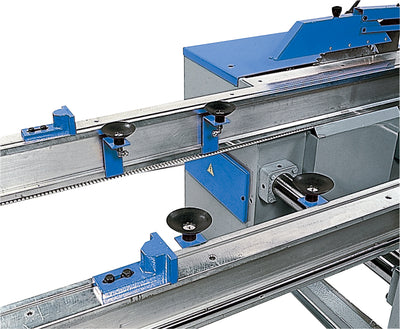 Ti 2500 – Ti 3000 Super Double Squaring Machine
