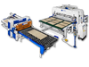 Orma Throughfeed Press Line