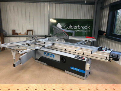 New Lead MJ-45TB Sliding Table Panel Saw
