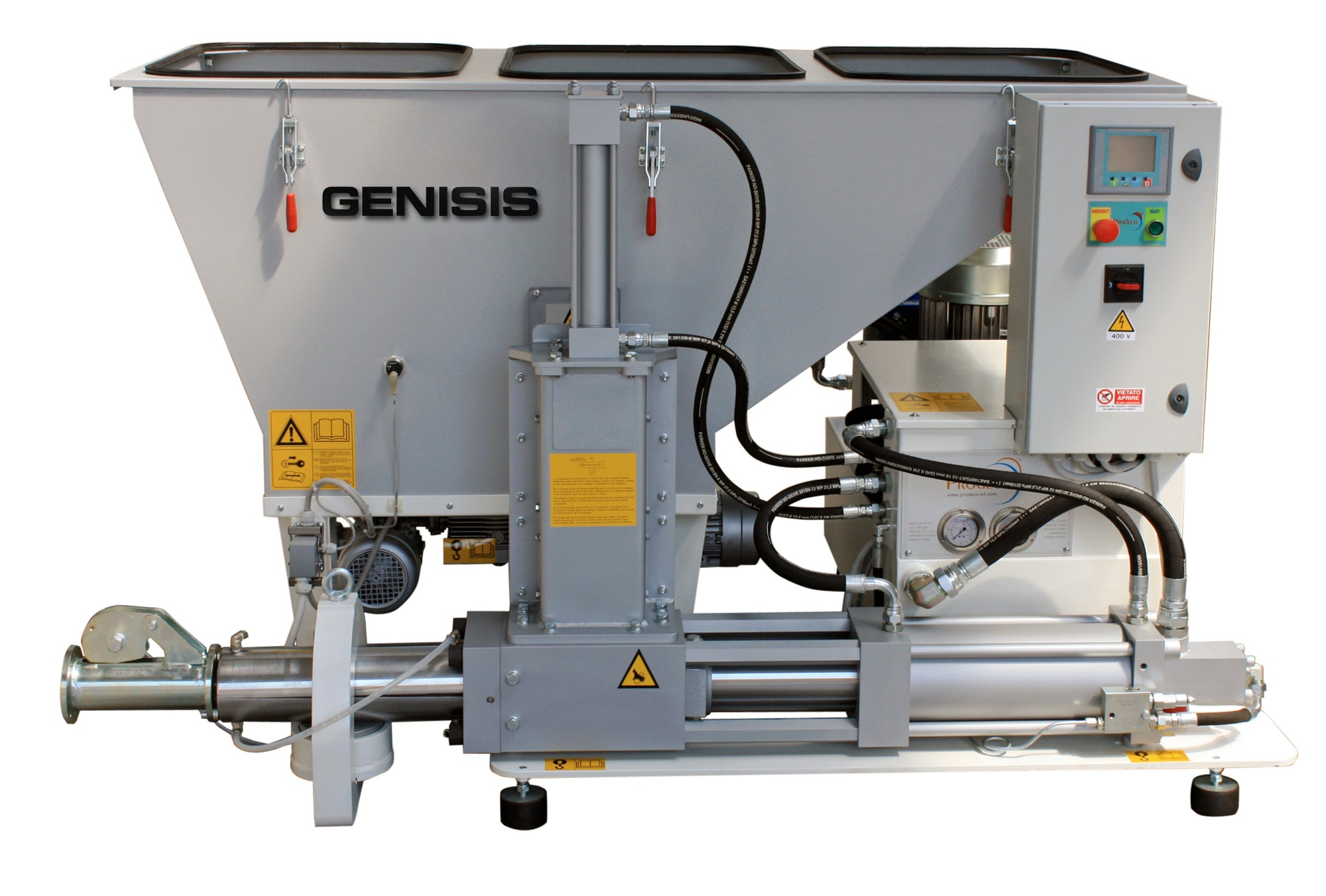 Genisis Briquetting Press