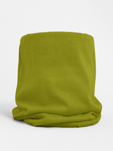 Load image into Gallery viewer, Olive Colour-block tubular Bandana Neck Warmer Face Covering