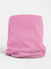 Load image into Gallery viewer, Pink Colour-block tubular Bandana Neck Warmer Face Covering